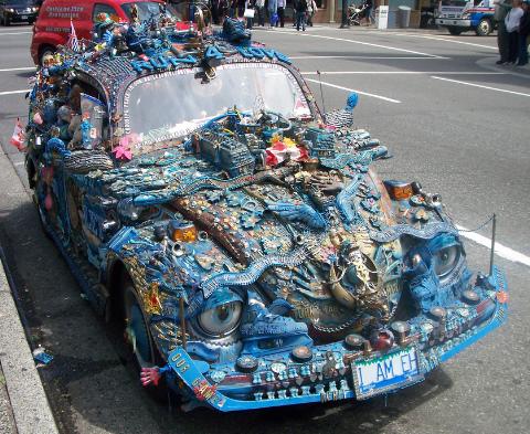Carros estranhos 2 - Crazy Cars 2