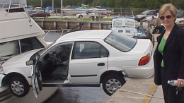 Acidentes de carro