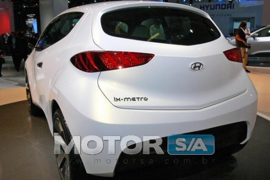 Hyundai ix Metro Projeto HB