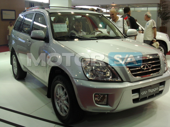 Fotos de Carro chines - Chery Tiggo