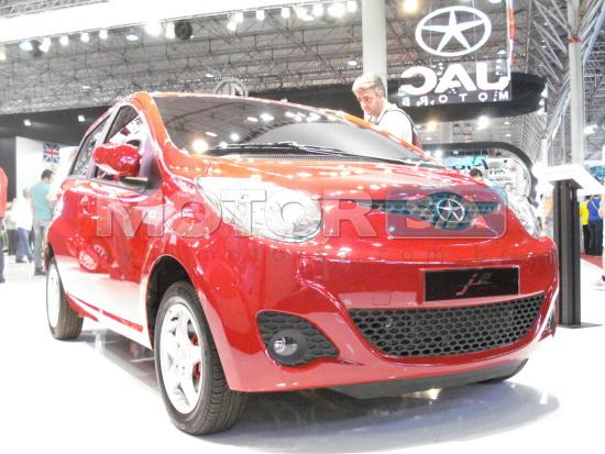 Fotos de Carros chineses - JAC J2