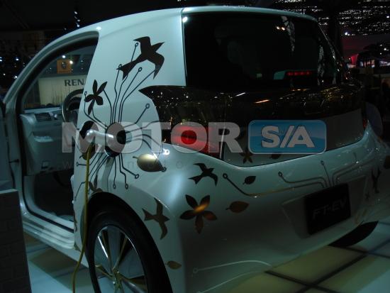Fotos de carros - Toyota FT-EV