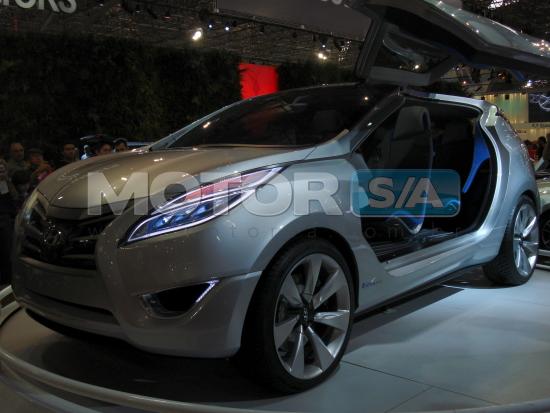Fotos de carrus - Hyundai Nuvis