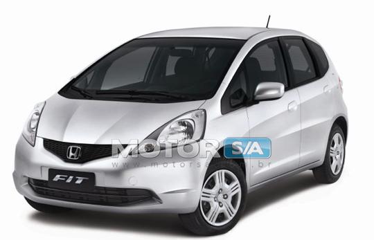 Fotos de carro - Honda New Fit DX