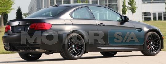 BMW M3 Frozen Black Edition Coupe 2011