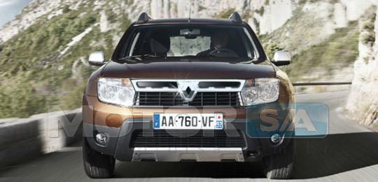 Renault Duster 2012 - fotos