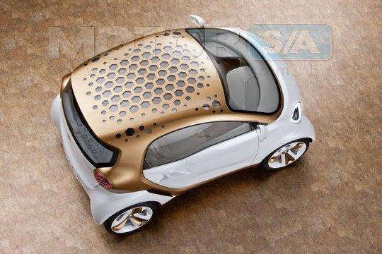 Fotos de carro - Smart Forvision Fortwo