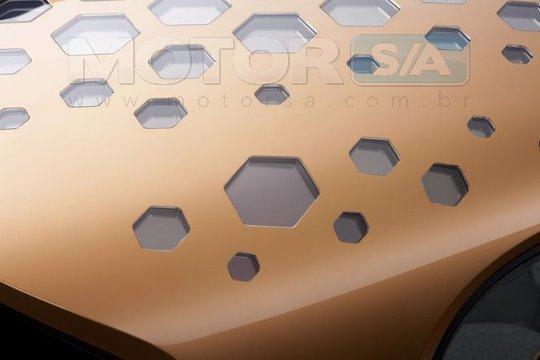 Fotos de carros - Smart Fortwo Forvision