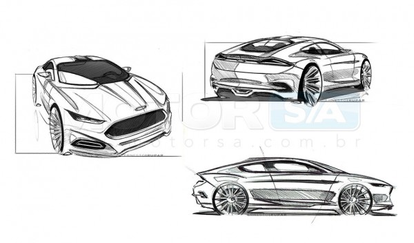 Ford EVOS Concept - fotos de carro