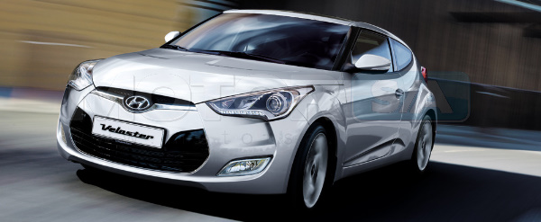 Hyundai Veloster 2013 - Fotos de Carro