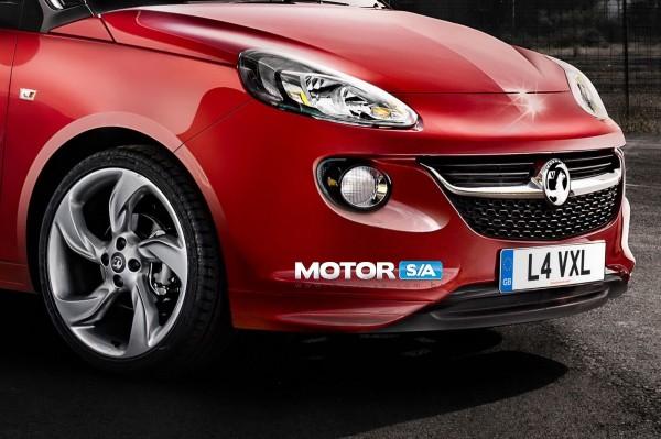 Opel Adam compete com Fiat 500 na europa