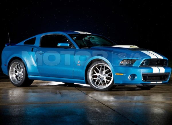 Ford Mustang 2013 Shelby GT500 Cobra - fotos de carro