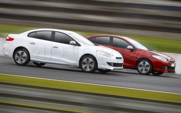 Foto do Renault Fluence GT: La Imagem