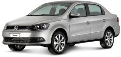 Os carros mais roubados - Voyage